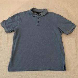 Nordstrom Men's Shop Blue Polo 👕